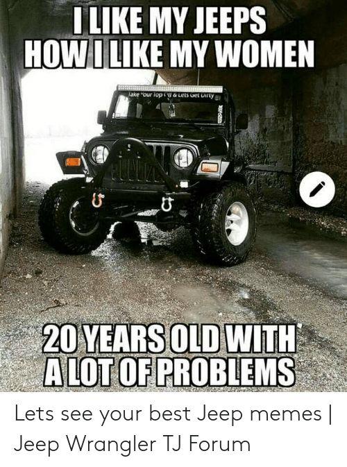 Jeep Jku Jk Rubicon Offroad Wrangler Jeepwrangler 4x4 Itsajeepthing Offroading Beatnotbabied Jeeplife Headligh Jeep Memes Jeep Humor Jeep Wrangler