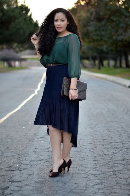 GIRL WITH CURVES - Blog