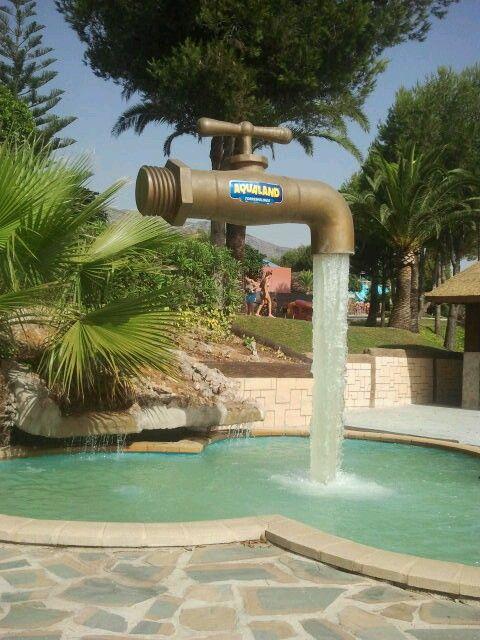 Aqualand Torremolinos in Torremolinos, Andalucía