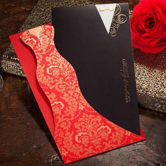 Atacado de Alta Qualidade wedding-invitations-cheap da China wedding-invitations-cheap atacadistas | Aliexpress.com