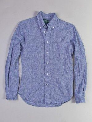 Gitman Vintage Japanese Linen Shirt