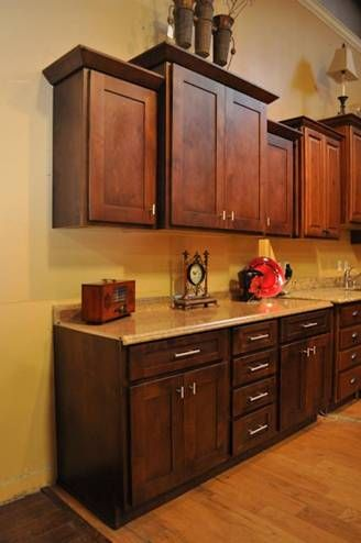 Rta Cabinets Mocha Shaker Color Kitchen Remodel