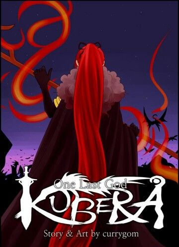 Manhwa Kubera Will we ever be able to se her face and not only back?