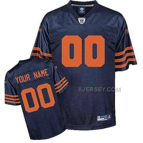 http://www.xjersey.com/chicago-bears-youth-customized-blue-orange-number-jersey.html Only$75.00 CHICAGO BEARS YOUTH CUSTOMIZED BLUE ORANGE NUMBER JERSEY #Free #Shipping!