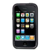 Speck Products CandyShell Case for iPhone 3G/3GS - Black/Gray (Wireless Phone Accessory)By Speck