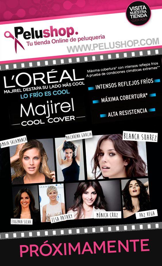 Tintes L'Oreal Majirel Cool - tintes cabello - tintes para el pelo - peluquerias
