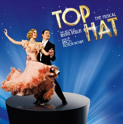 Top Hat, Aldwych Theatre London.  This was just amazing!