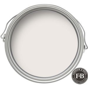 Farrow & Ball Strong White. #farrowandballstrongwhite #strongwhite #paintcolor