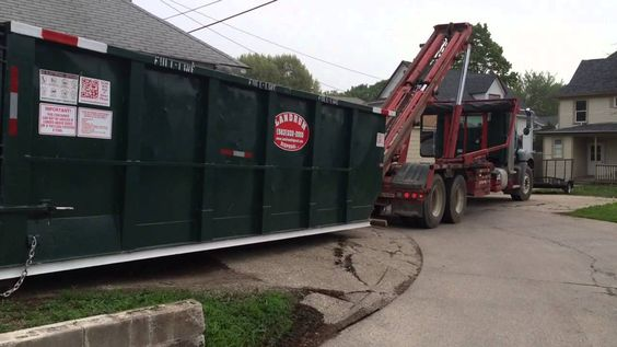 Pin By Kelly Landrum On Dumpster Rental Dumpster Rental Quad Cities Dumpster