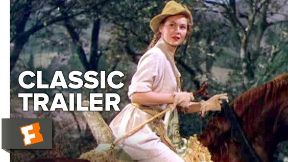 The Flame and the Arrow (1950) Official Trailer - Burt Lancaster, Virgin...