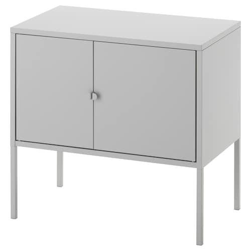 Lixhult Schrank Metall Grau Ikea Deutschland Schrank Graue