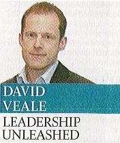 Dave Veale - leadership unleashed