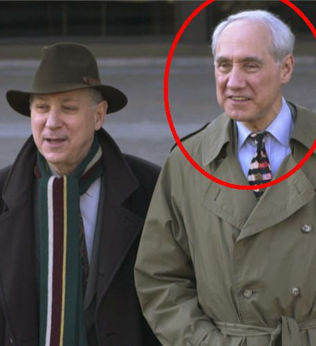 Chelsea's father in law , just another criminal in the Clinton family