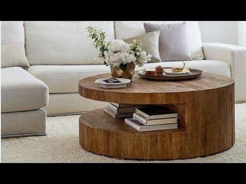 design de qualité 759a8 3e5e0 🔴 Tables À Café En Bois. ▶️ 50 Créative Des Idées De ...