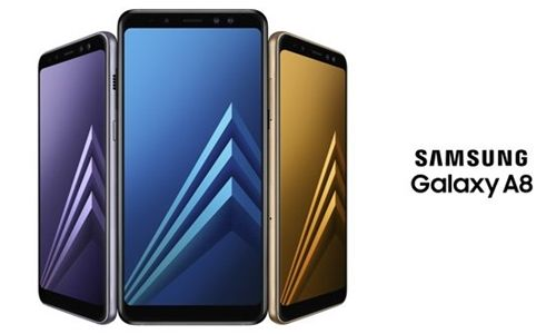 Samsung Galaxy A8 & Galaxy A8 Plus (2018)