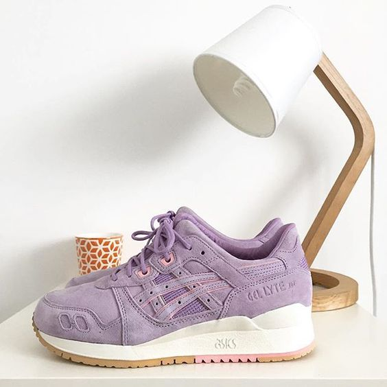Sneakers femme - Asics Gel Lyte III x Clot  ©francia_t