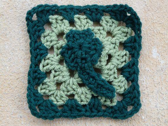 101 Crochet Stitches Jean Leinhauser : ... crochet circle, crochet square, jean leinhauser, leinhauser, 101