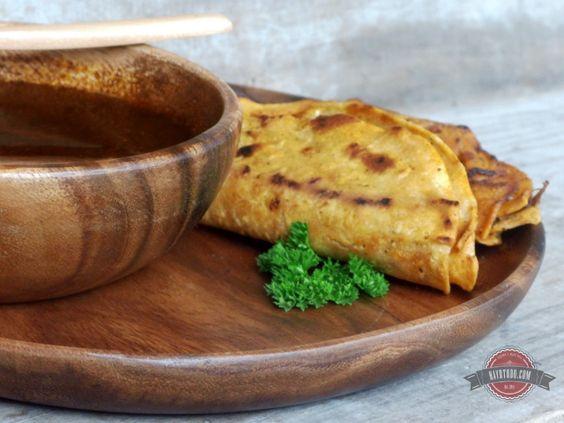 Receta de tacos de barbacoa platillo delicioso desde for Comida para barbacoa