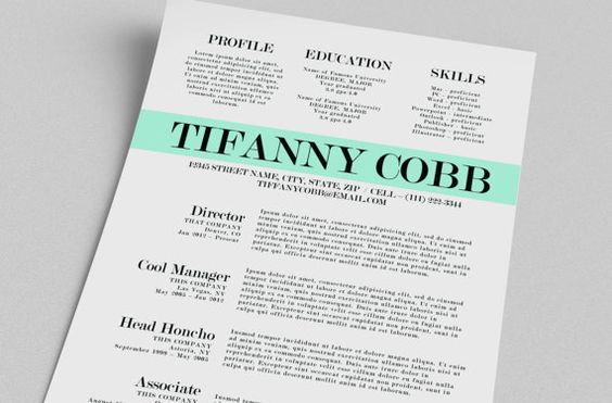 Cover letter template for Microsoft Word   originalresumedesign