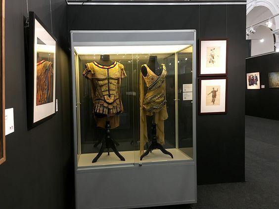 На экспозиции выставки
