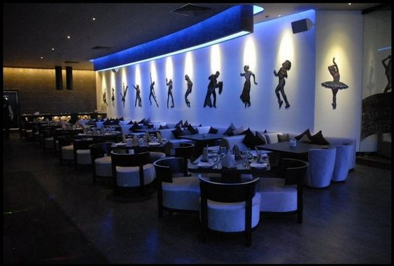 lounge layout | hookah lounge interior design Arturo Interiors HOPS lounge bar ...