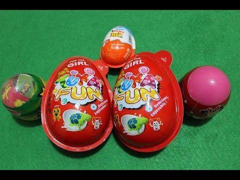 بيضة المفاجآت الكبيرة 2 بيضة كبيرة و 3 عاديين بينهم بيضة واحدة كندر جوي Christmas Ornaments Holiday Decor Novelty Christmas