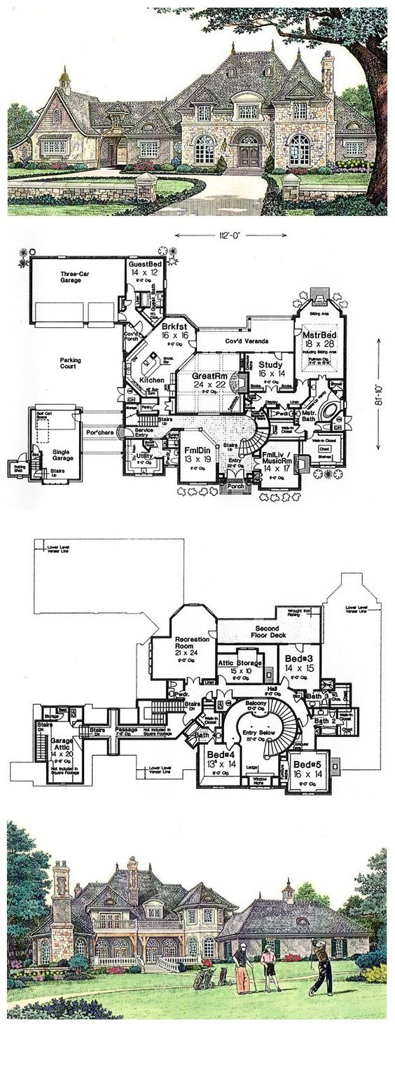 cool house plans offers a unique variety of designed home plans with floor plans by accredited home designers styles include country house