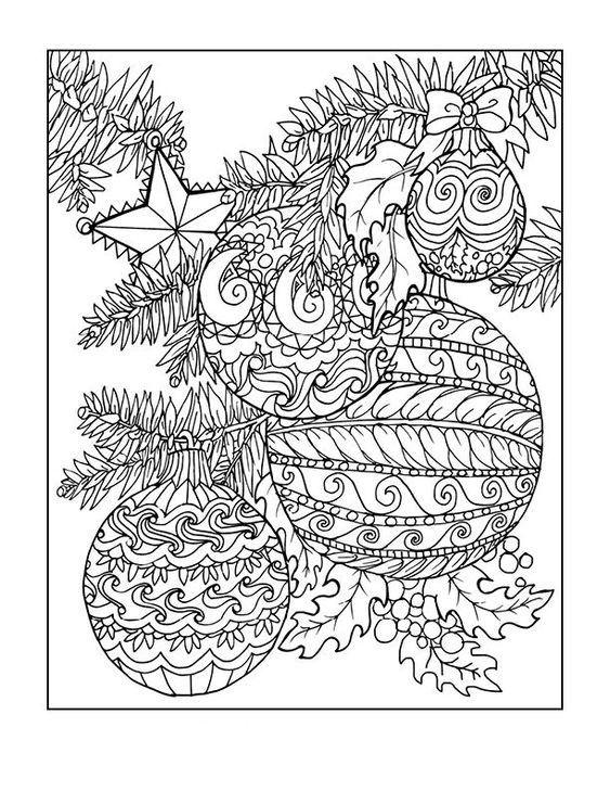 Omeletozeu Holiday Coloring Book Christmas Coloring Pages Coloring Pages