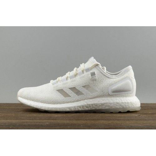 Unisex Adidas Pure Boost White Shoes S80981 Sale - Buy ...