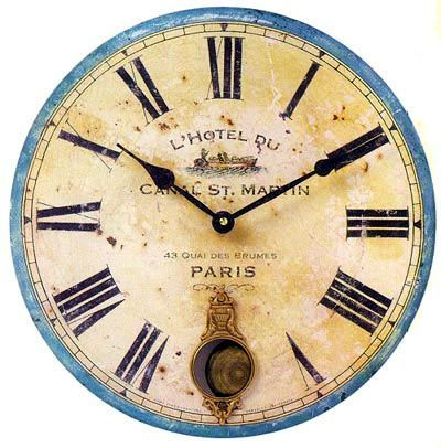 Relógios Antigos | Imagens para Decoupage: Lascelles French, Design Wall, Clocks Paris, Lascelles Clocks, Wall Clocks, French Design