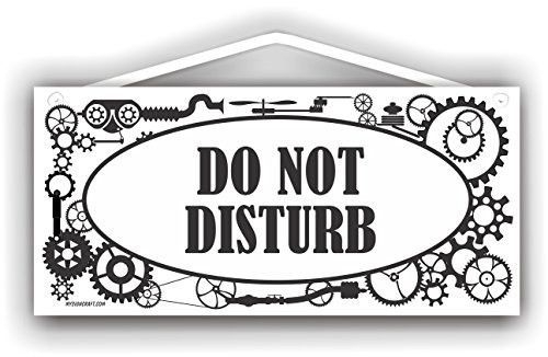 what does do not disturb do on iphone do not disturb sign with steampunk border steampunk 21203