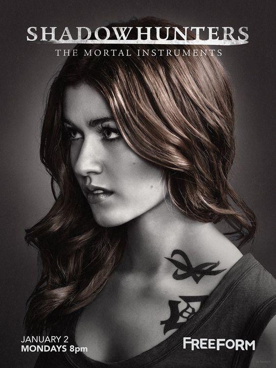 Shadowhunters Season 2 - Clary