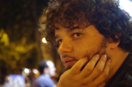"""Pablo Fidalgo Lareo  """"Nos probaremos todos los vestidos/ antes de que la noche caiga"""""""