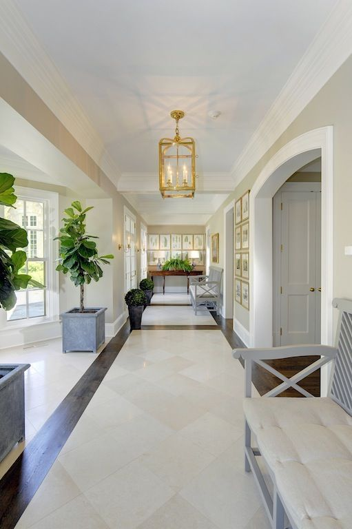 Open Foyer Design Ideas : Hallway decorating decorations and hallways on