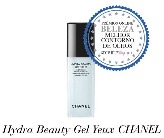 Melhor Contorno de Olhos Masculino 2013 - Prémios Online de Beleza Style it Up
