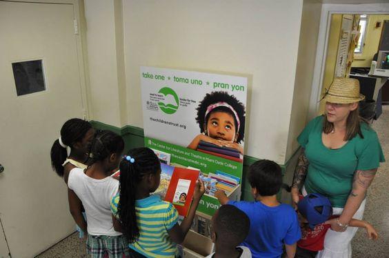 Read to Learn Books for Free Borinquen Health
