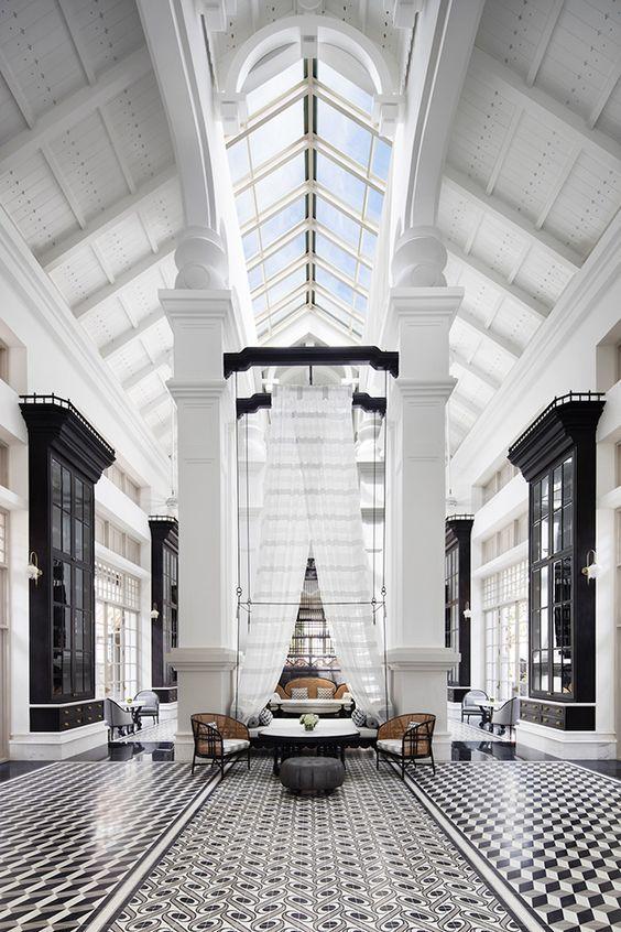 Inside A Wild Hotel Interior Design: Project by Studio X+ ...