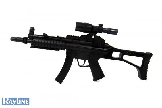 Federdruck Softair Maschinenpistole HY017B