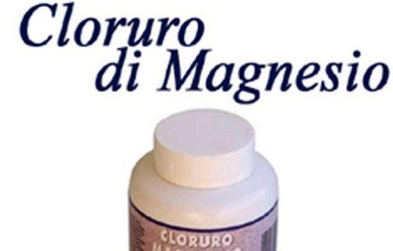 Il cloruro di magnesio cura praticamente tutto,già si sapeva dal 1915 ma nessuno ci ha mai informato,dato il costo irrisorio perchè è uno scarto del sale.