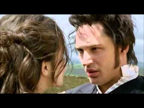 Wuthering Heights Tom Hardy and Charlotte Riley - this was my introduction to Mr. Hardy, and...wow.