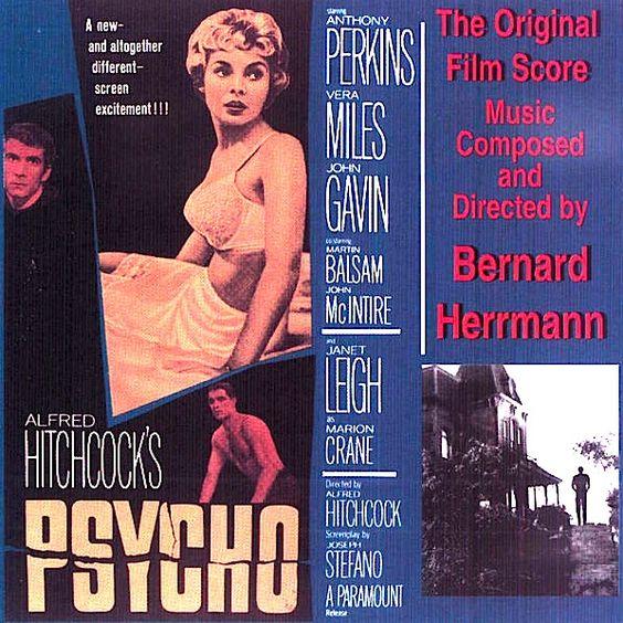 �psycho� doxy 1960 from the original movie soundtrack