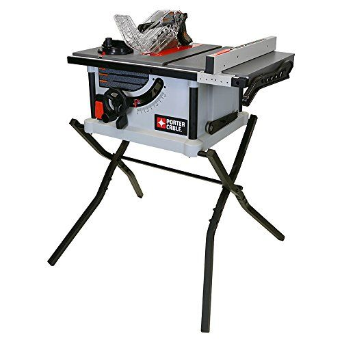 Porter Cable Pcx362010 10 Table Saw With Stand Best Price Daily Update Price Comparison Review Luxuify Portable Table Saw Craftsman Table Saw Table Saw Accessories