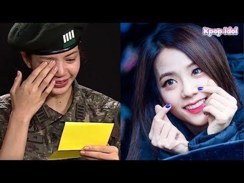 Blackpink S Lisa Breaks Down In Tears After Reading Sweet Letter From Ji Blackpink Real Man Lettering