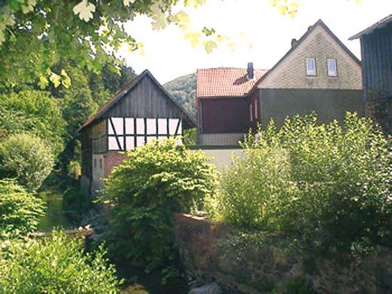 Ferienhaus Zorge mit tollem Ritterkeller und Freizeitscheune