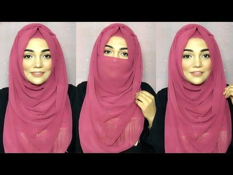 Hijab Tutorial Without Inner Cap With Chiffon Hijab Summer Comfy Hijab Style Mutahhara Youtube Simple Hijab Tutorial Hijab Fashion Hijab Style Tutorial