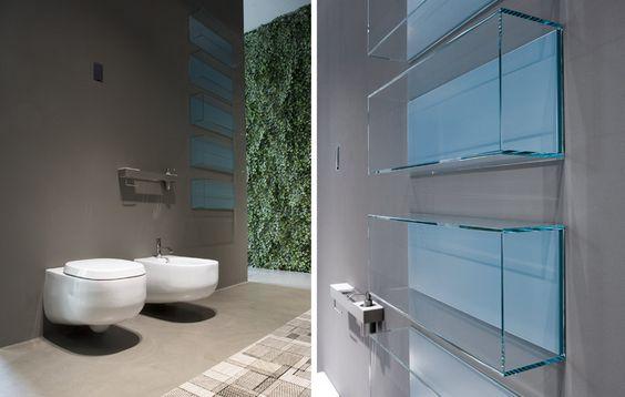 Wall cabinets furnishing ice antonio lupi arredamento e for Arredamento accessori