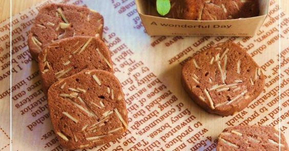 サラダ油で作るサックサクのクッキーです♡型抜きなしで簡単に作れます^^ココアだけでとっても美味しい☆※写真変更しました