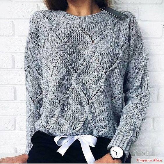 Девочки, очень нужно. Хочу связать свитер таким узором. Основное полотно понятно, этот узор нарисую, но вот что за горизонтальные полосы не могу понять.  Коллективный разум - это большая помощь.