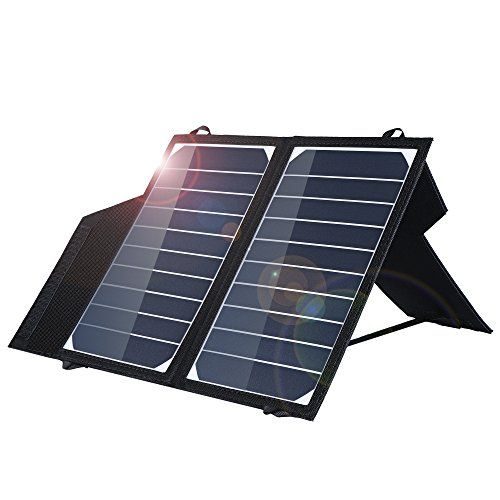 Elegeek Portable 10w High Efficiency Solar Panel Charger Built In Icgeek Fast Charging With Adjustable Stand 10 Solar Panel Charger Solar Panels Solar Battery