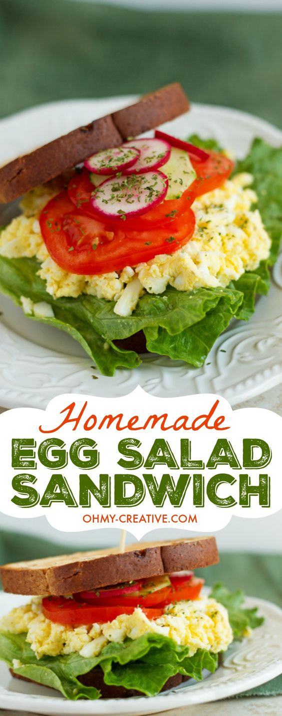 eggs egg salad sandwiches salads lunches egg salad entrees sandwich ...